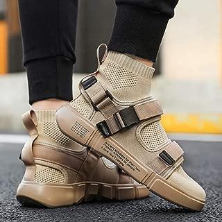 SKLT Men's Casual Shoes Men's Fashion Sports Shoes Light Trend Light Walking Shoes Men's Work Shoes Sports Shoes Flat Shoes