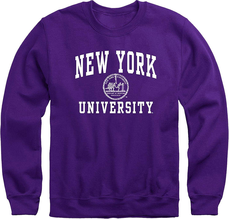 Ivysport Crewneck Sweatshirt for College, Heritage Logo, Color, Adult Unisex: Sports & Outdoors