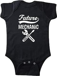 Future Mechanic Tools Childs Job Gift Infant Creeper