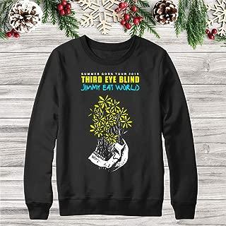 Third Eye Blind Jimmy EAT World Tour 2019 1 Women's Sweatshirt