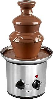 comprar comparacion Clatronic SKB 3248 Fuente de Chocolate, 170 W, Acero Inoxidable, Plateado