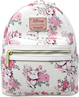 Disney The Aristocats Marie Floral Allover-Print Mini Backpack WDBK0335