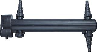 Jebao CW-55 55-watt UV Clarifier Sterilizer for Koi Fish Pond Aquarium Fish Tank
