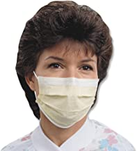 Halyard (KC Healthcare) KC-47117 Tecnol Ear Loop Procedure Masks (Pack of 50)