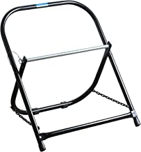 """Jonard Tools CC-2721 High Durability Steel Cable Caddy, Holds Cable Reels Up to 20"""" Diameter and 100 lbs Capacity"""