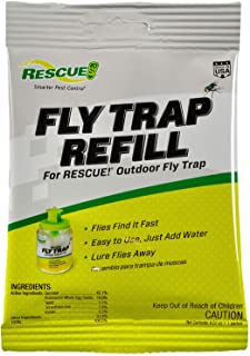 RESCUE Non-Toxic Reusable Fly Trap Attractant Refill