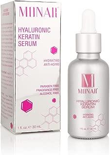 Monar Hyaluronic Keratin Serum