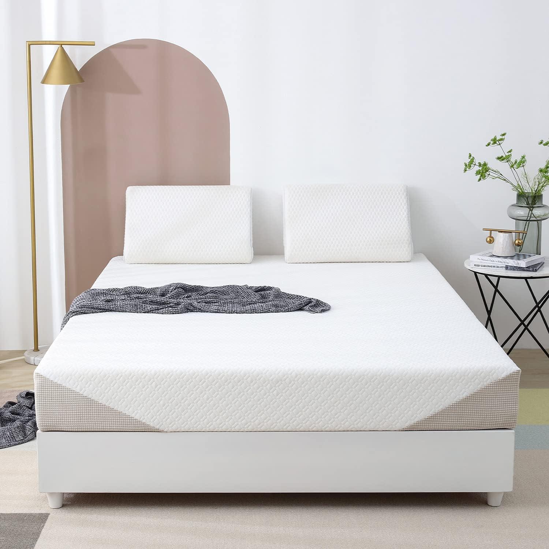 8 Inch Memory Foam Mattress Be super welcome Twin Firm Sale SALE% OFF Pressure Reli Size Medium