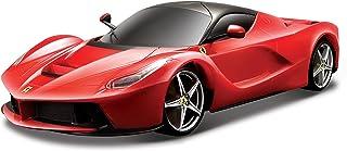 Bburago Ferrari Race and Play LaFerrari 1/24 Scale Diecast Model Vehicle Red