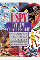 I Spy Extreme Challenger: A Book of Picture Riddles Hardcover