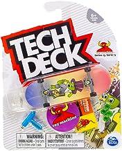 Tech-Deck 96mm Fingerboards Series 13 Complete Skateboard 12 varities (Toy Machine Jeremy Leabres)
