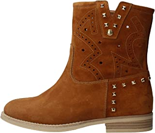 Nero Giardini E010450D Sneakers Donna in Pelle E Camoscio