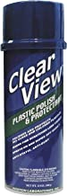 clear view plastic polish & protectant