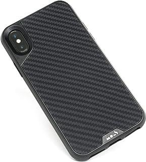 Mous - Cover Protettiva per iPhone X/XS - Limitless 2.0 - Fibbra di Aramide - Proteggi Schermo Incluso