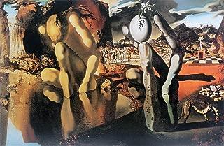 EuroGraphics Metamorphosis of Narcissus by Salvador Dali. Art Print Poster (17.25 x 11.25)