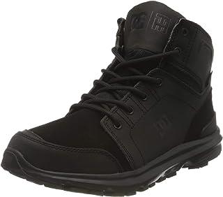 DC Shoes Torstein - Winterstiefel aus Leder mit Schnürsenkeln für Männer