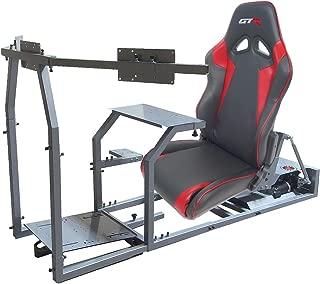 motion simulator cockpit