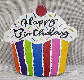 Not in stock Special order. Special custom order Cake and cupcakes truck door hanger