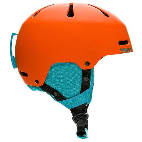 a8dcd9e5d8241 Retrospec Traverse H3 Youth Ski   Snowboard Helmet