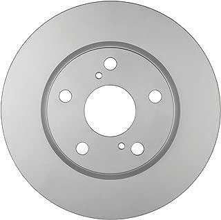 Bosch 50011309 QuietCast Premium Disc Brake Rotor For Lexus: 2010-2012 HS250h; Scion: 2008-2013 xB; Toyota: 2012-2016 Prius V, 2006-2009 RAV4; Front