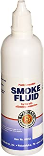 Bachmann Industries Smoke Fluid for Use with Bachmann and Williams Smoke Equipped Locomotives (4.5 Oz.)