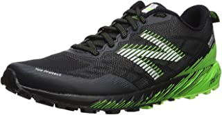 New Balance Men's Summit Unknown Shoes, Black/Lime