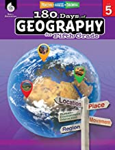 Download 180 Days of Social Studies: Grade 5 - Daily Geography Workbook for Classroom and Home, Cool and Fun Practice, Elementary School Level Activities ... to Build Skills (180 Days of Practice) PDF