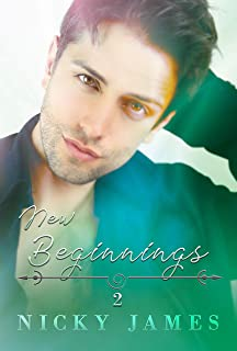 New Beginnings: Abel's Journey (Healing Hearts Book 2)