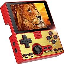 RGB20 Powkiddy Consoles de Jeux Portables Wifi/Bluetooth, 64Go Mini Console de Jeu rétro avec 9000 jeux, Open Linux Source...