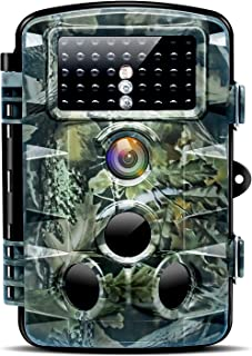 Nycetek Trail Game Camera, Hunting Cameras with 120° Wide...