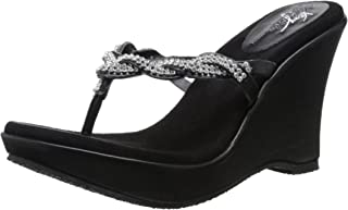 Best black bridal flip flops Reviews