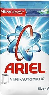 Ariel Powder Laundry Detergent, Original Scent, 5KG