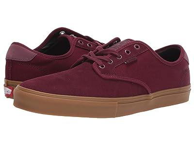 Vans Chima Ferguson Pro ((Reflective) Port Royale/Classic Gum) Skate Shoes