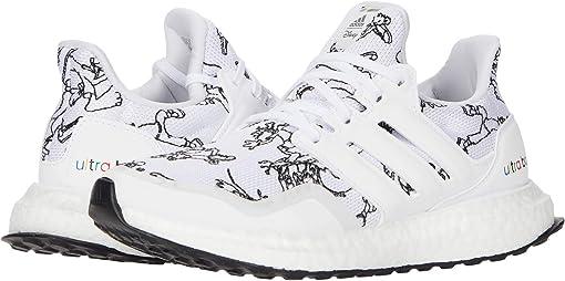 Footwear White/Footwear White/Blue