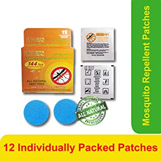 NEUTRICARE [TRIPLE PACK PROMOTION] All Natural Mosquito Repellent Patch
