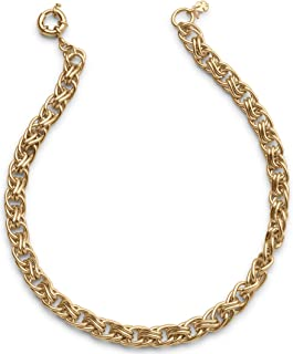 Lucky Brand Chain Link Necklace, Gold