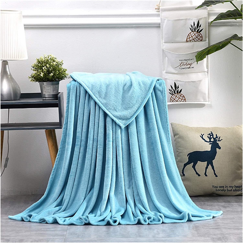 JDJD Bed Blanket Coral Fleece Flannel Atlanta Mall Fur Beds Blankets Faux for OFFicial