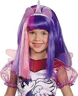 Girl's Twilight Sparkle Wig