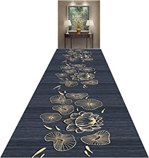 Runner Rug for Hallway, Soft Non-Shedding Entryway Carpets, Non Slip Cuttable Floor Mat for Corridor Kitchen Stairs, 0.6cm...