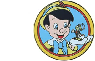 Disney's Best Friends - Pinocchio and Jiminy Cricket Pin
