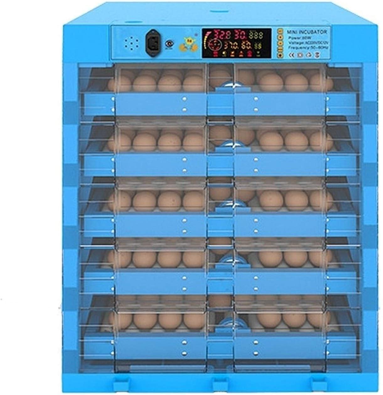 Very popular RENTOOR Intelligent Control Incubator Eggs 320 Max 71% OFF Contr