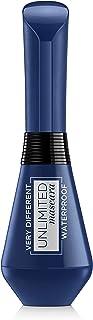 L'Oréal Paris Unlimited zeer different waterproof mascara voor intensieve wimperlifting, ultra lichte warmwaterverwijderin...