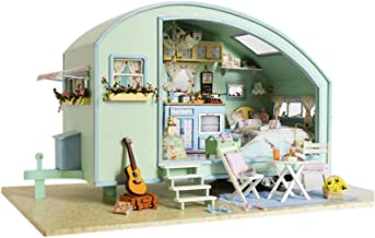 Best caravan dollhouse kit Reviews