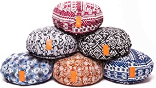 #DoYourYoga Bolster/Cushion - Filled with Natural Buckwheat - Size Approx. 16.54