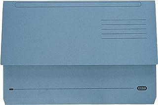 Elba, Document Wallets, A4, Assorted, 50 Folders