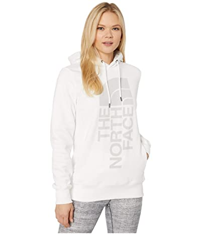 The North Face Trivert Pullover Hoodie (TNF White) Women