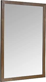 Best wall mirror walnut Reviews