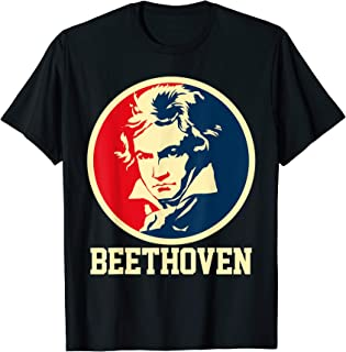 Beethoven T-Shirt Classical Music Tee Teacher Composer Gift
