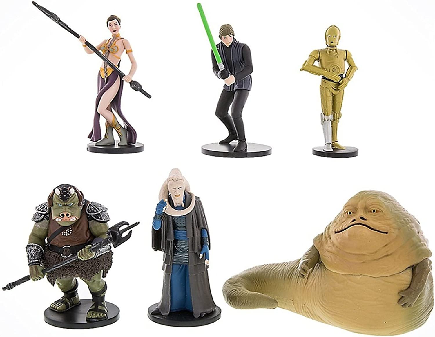 autorización oficial Estrella WARS Return of the Jedi Jedi Jedi - Acción Figura Jugarset by Disney  80% de descuento