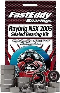 Tamiya Raybrig NSX 2005 (TA-05) Sealed Ball Bearing Kit for RC Cars